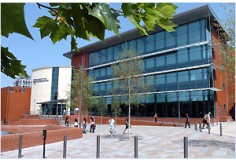 University of Wolverhampton, School of Applied Sciences
