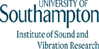 University of Southampton, Faculty of Engineering, Science and Mathematics, Institute of Sound And Vibration Research